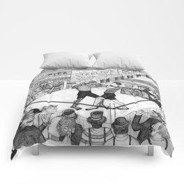 Fight Night Comforters