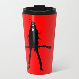 Black Butler Grell Sutcliff Travel Mug