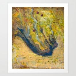 Falling/Flying Art Print