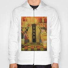 Taxi Driver Hoody