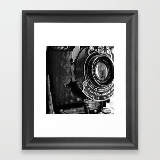 anastigmat Framed Art Print