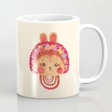 The Flower Crown Bunny Mug