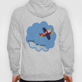 Ready to Soar-Children Series Hoody