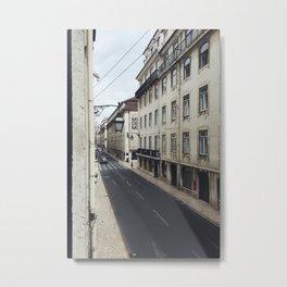 Lisbon Metal Print