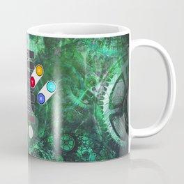 Classic Steampunk Game Controller Coffee Mug