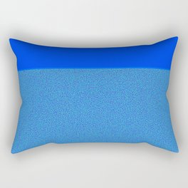 Re-Created  Sweet 'n Sour 8 by Robert S. Lee Rectangular Pillow