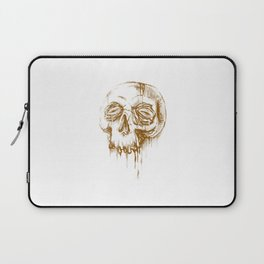 Skull Coffee 1 Laptop Sleeve