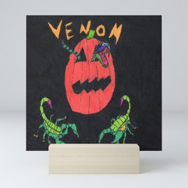 """""""Venom"""" Mini Art Print"""