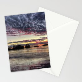 Chesterman Beach Sunset Stationery Cards