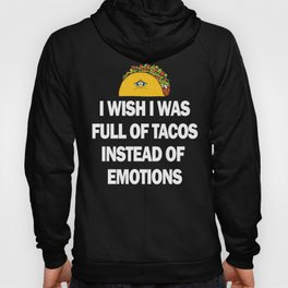 Funny Taco Design For Women Taco Design  Hoody