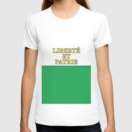 Flag of Vaud T-shirt