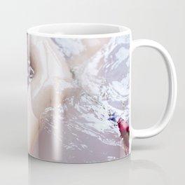 pink bath Coffee Mug