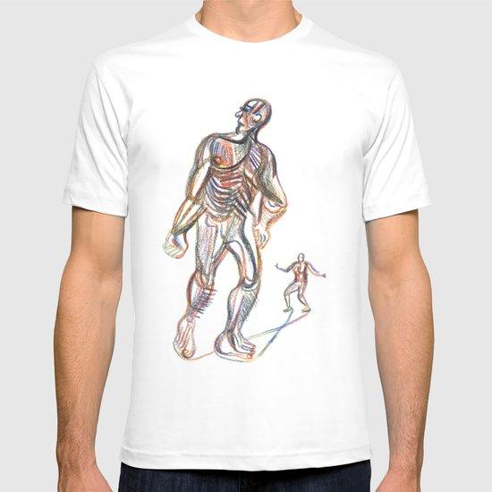 at my misanthropic best T-shirt