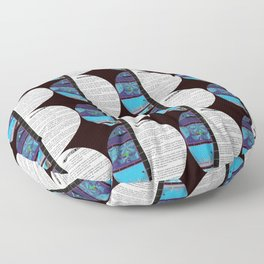 Another Out Of This World Floor Pillow