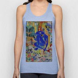 Matisse el Henri Unisex Tank Top