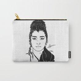 Lauren Jauregui/Mulan Original Design Digital Painting Carry-All Pouch