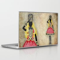 england Laptop & iPad Skins featuring England by Dany Delarbre