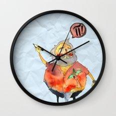 Pi Power! Wall Clock