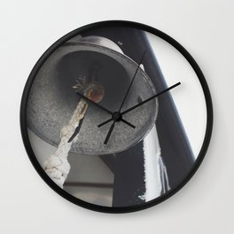 Bell Wall Clock