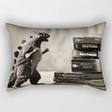 Nerdy Rectangular Pillow