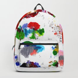 12 daily rituals Backpack