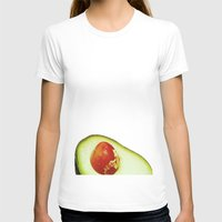 avocado T-shirts featuring Avocado by Olivier P.