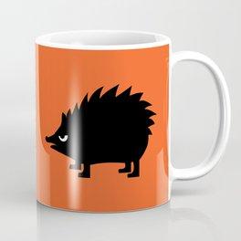 Angry Animals: hedgehog Coffee Mug