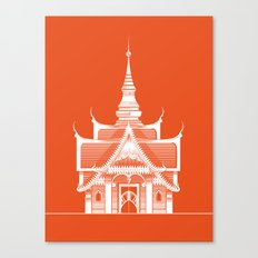 Thai I Canvas Print