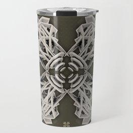 Calaabachti Arch Rosetta [synthetic version] Travel Mug