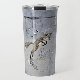 Relativity Fox Trot Travel Mug