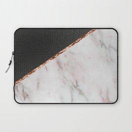 Marble fashion texture Laptop Sleeve