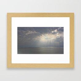 The Kinneret Framed Art Print
