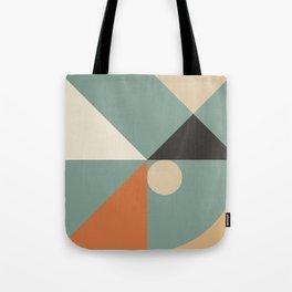 Mid Century 08C Tote Bag