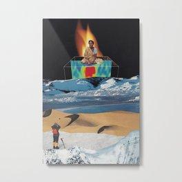 Discovery Metal Print