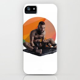 All tied up iPhone Case