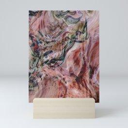 Desert Veils Mini Art Print