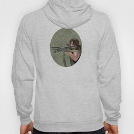 Daryl Dixon from The Walking Dead Hoody