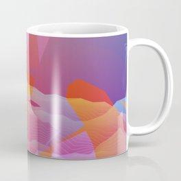 Magic Sunset at D Point Coffee Mug