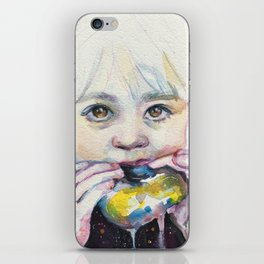 Devour the World iPhone Skin