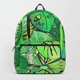 Bohemian Jungle Backpack