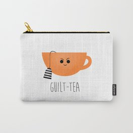 Guilt-tea Carry-All Pouch
