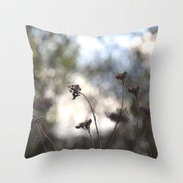 Roseau Throw Pillow