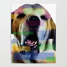 Big Dog Poster