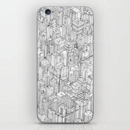 Isometric Urbanism pt.1 iPhone Skin