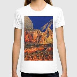 Image California USA Kings Canyon Sierra Nevada Na T-shirt