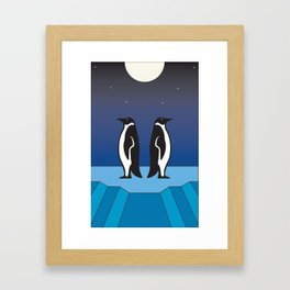 Winter by Parker Goby Framed Art Print