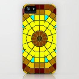 Glass Kaleidoscope iPhone Case