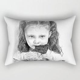 Oh la gourmande Rectangular Pillow