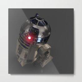 Droid Plz Metal Print