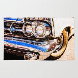Classic Car Beauty Rug